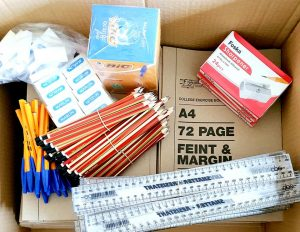 Stationery Packs: November 2020