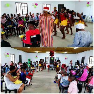 Holiday Feeding Program – Etete (KZN)