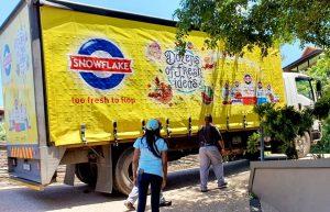 Premier FMCG 2.6 ton Flour Donation